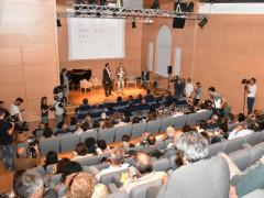 RisorgiMarche, presentato a Roma il festival musicale di solidarietà ideato e promosso da Neri Marcorè