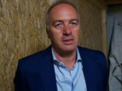 Il nuovo sindaco di Valfornace Massimo Citracca