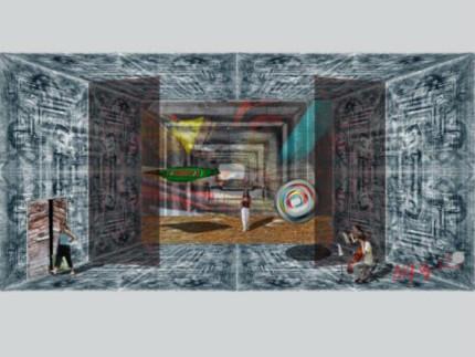 Magic Doors 12 di Alfonso Caputo