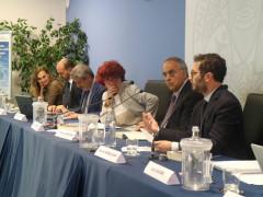 La ministra Valeria Fedeli a Unimc