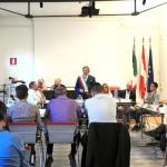 Primo consiglio comunale del neo-eletto sindaco di Tolentino Giuseppe Pezzanesi
