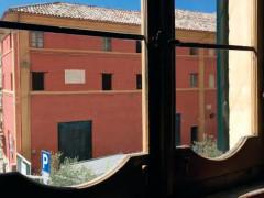 La casa di Silvia dalla finestra di Leopardi