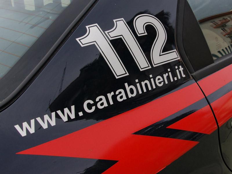 Carabinieri, 112, gazella, forze dell'ordine