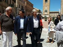 """Vittorio Sgarbi a """"In festa con Giacomo"""""""