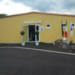 Inaugurazione del nuovo municipio a Castelsantangelo sul Nera