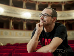 Il direttore artistico del Macerata Opera Festival Francesco Micheli