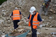 Presentato il sito per il deposito temporaneo ad Arquata del Tronto per le macerie del sisma