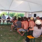 L'associazione IoNonCrollo al Montelago Celtic Festival