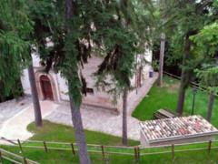 L'ex-chiesa di San Sebastiano a Belforte del Chienti
