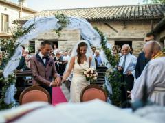 Il matrimonio di Alice e William a Serralta