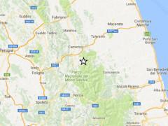 Terremoto, nuova scossa nel Centro Italia
