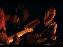 Thom Yorke e e Jonny Greenwood