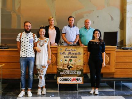 Presentata a Corridonia la nuova edizione della Contesa della Margutta