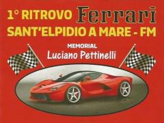 Ritrovo Ferrari a Sant'Elpidio a Mare