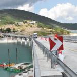 Inaugurazione dell'apertura parziale del Viadotto di Castreccioni