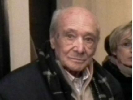 Il pittore Vincenzo Tomassini