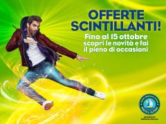 Offerte scintillanti al Centro Commerciale Auchan Porto S. Elpidio
