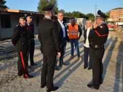 Carabinieri a San Severino Marche