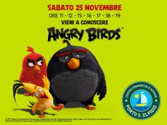 Angry Birds al Centro Commerciale Auchan di Porto Sant'Elpidio