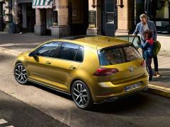 Nuova Volkswagen Golf berlina