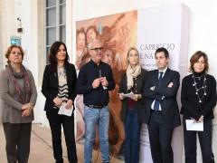Inaugurazione mostra a Macerata