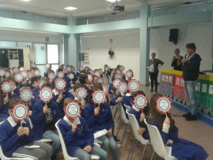 Lezioni di legalità nelle scuole di Tolentino