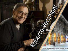 Concerto di Roberto Vecchioni a San Severino