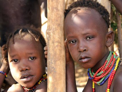 Mostra fotografica sulle tribù dell'Etiopia