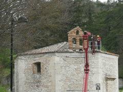 chiesa di Santa Maria del Varano a Muccia