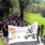 """""""Marcia della memoria"""" a Tolentino"""