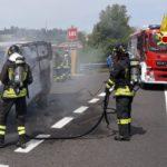 Incendio A14
