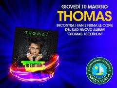 Thomas al Centro Commerciale Auchan Porto Sant'Elpidio