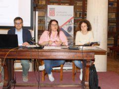 Presentazione del fondo anticrisi 2018 a Macerata