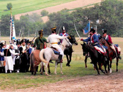Rievocazione storica della battaglia di Tolentino