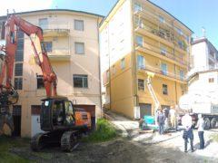 Ricostruzione a San Severino
