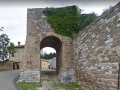 Porta San Francesco a San Severino