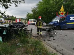 Incidente a Morrovalle