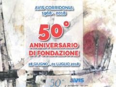 50° anniversario dell'Avis di Corridonia
