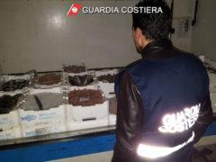 Controlli Guardia Costiera su filiera ittica Marche