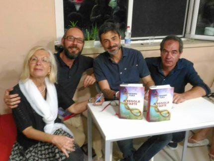 Presentazione libro Stefano Tura