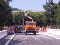 Ponte di via Collio a San Severino