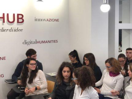 Studenti dell'Università di Macerata