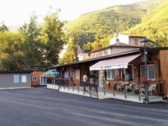 Nuova area commerciale a Castelsantangelo sul Nera