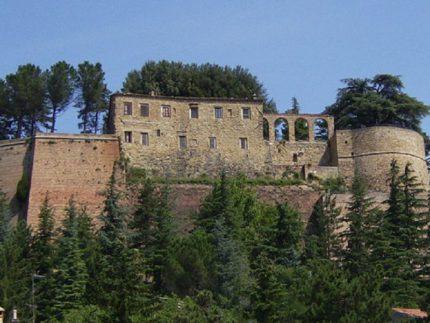 Rocca Borgesca di Camerino