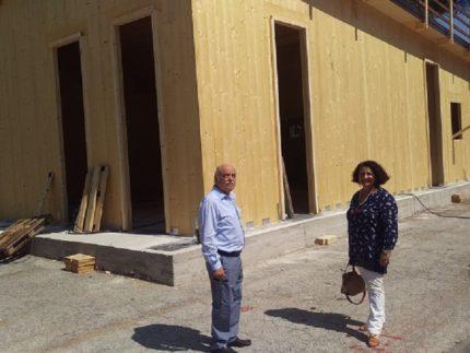 Ricostruzione Liceo Coreutico di Tolentino