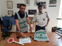 Arresto per spaccio a Civitanova