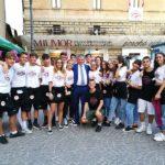 Inaugurazione Festival Cremisi a Tolentino