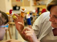 Giochi e attività ludico-sensoriali alla Lega del Filo d'Oro