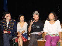 Presentazione del festival Artemigrante a Macerata