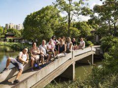 Turisti maceratesi a Taicang, in Cina